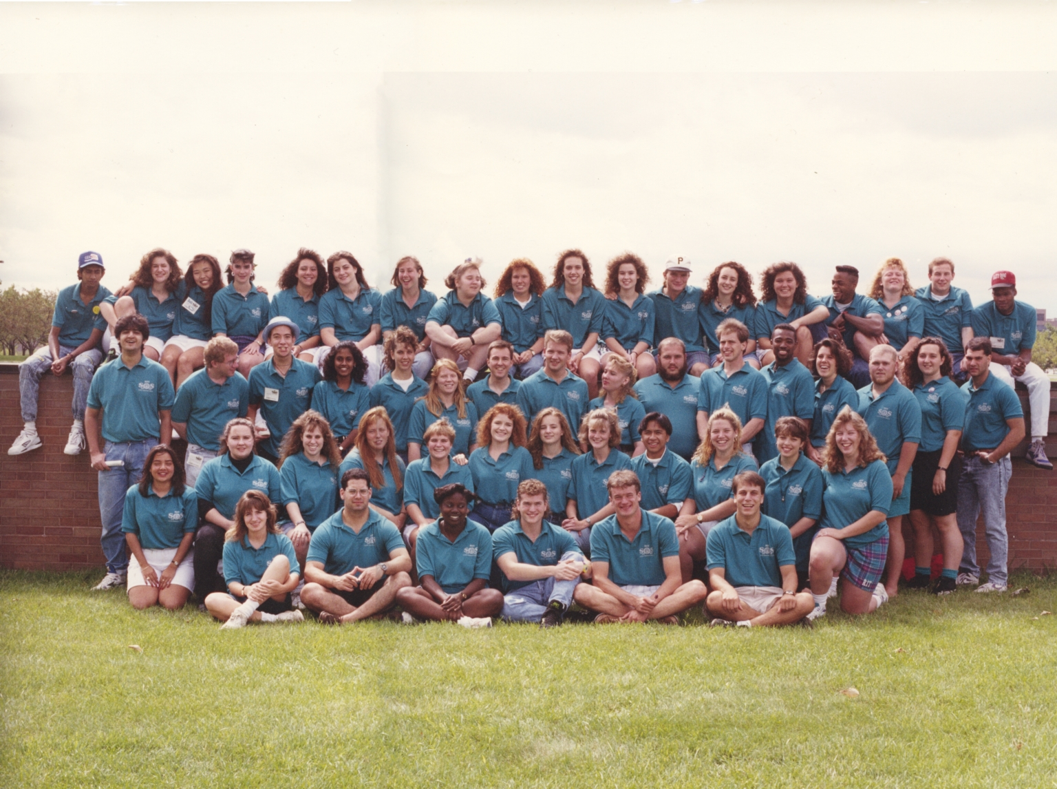 1993 Student Orientation Services Leaders