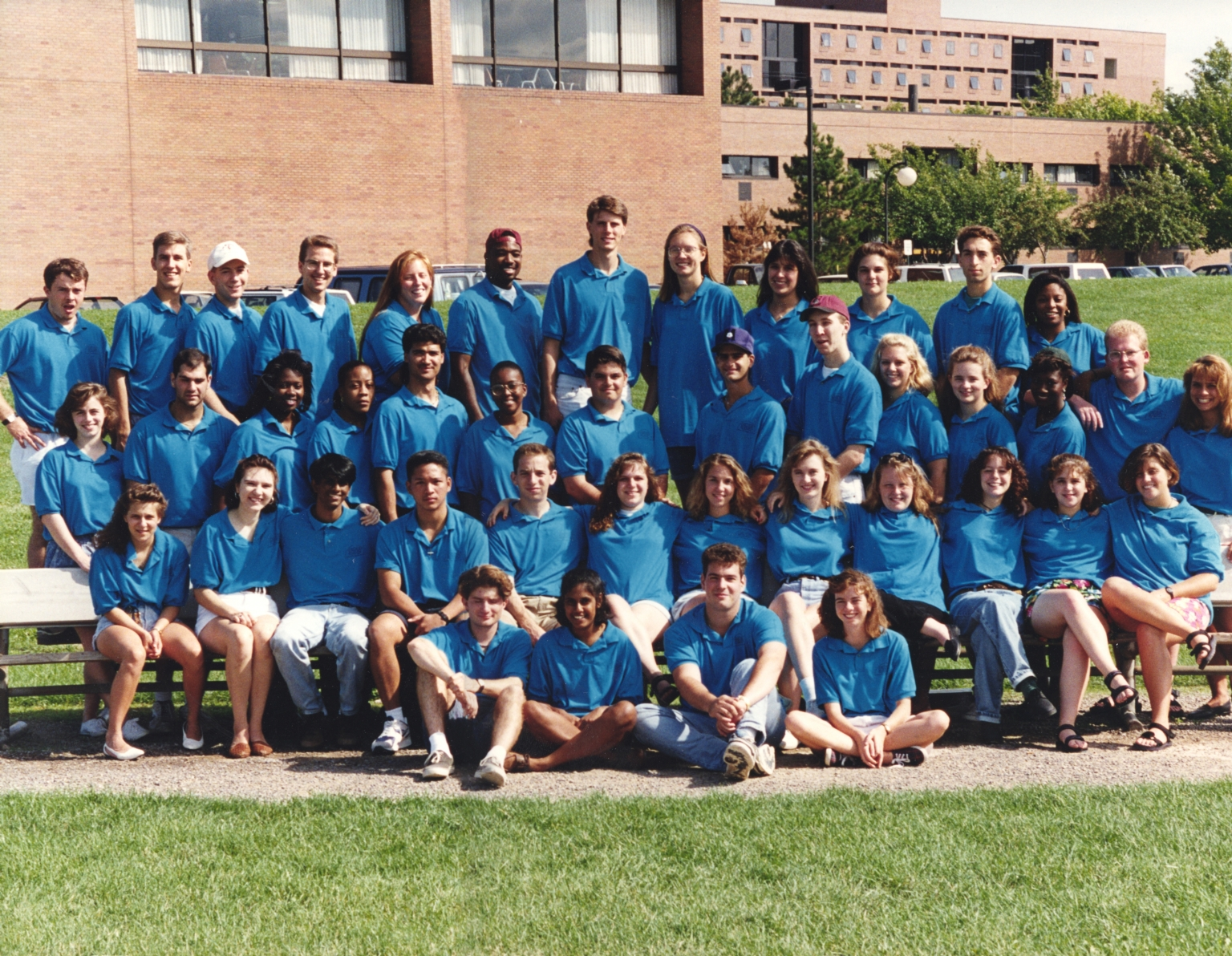 1994 Student Orientation Services Leaders
