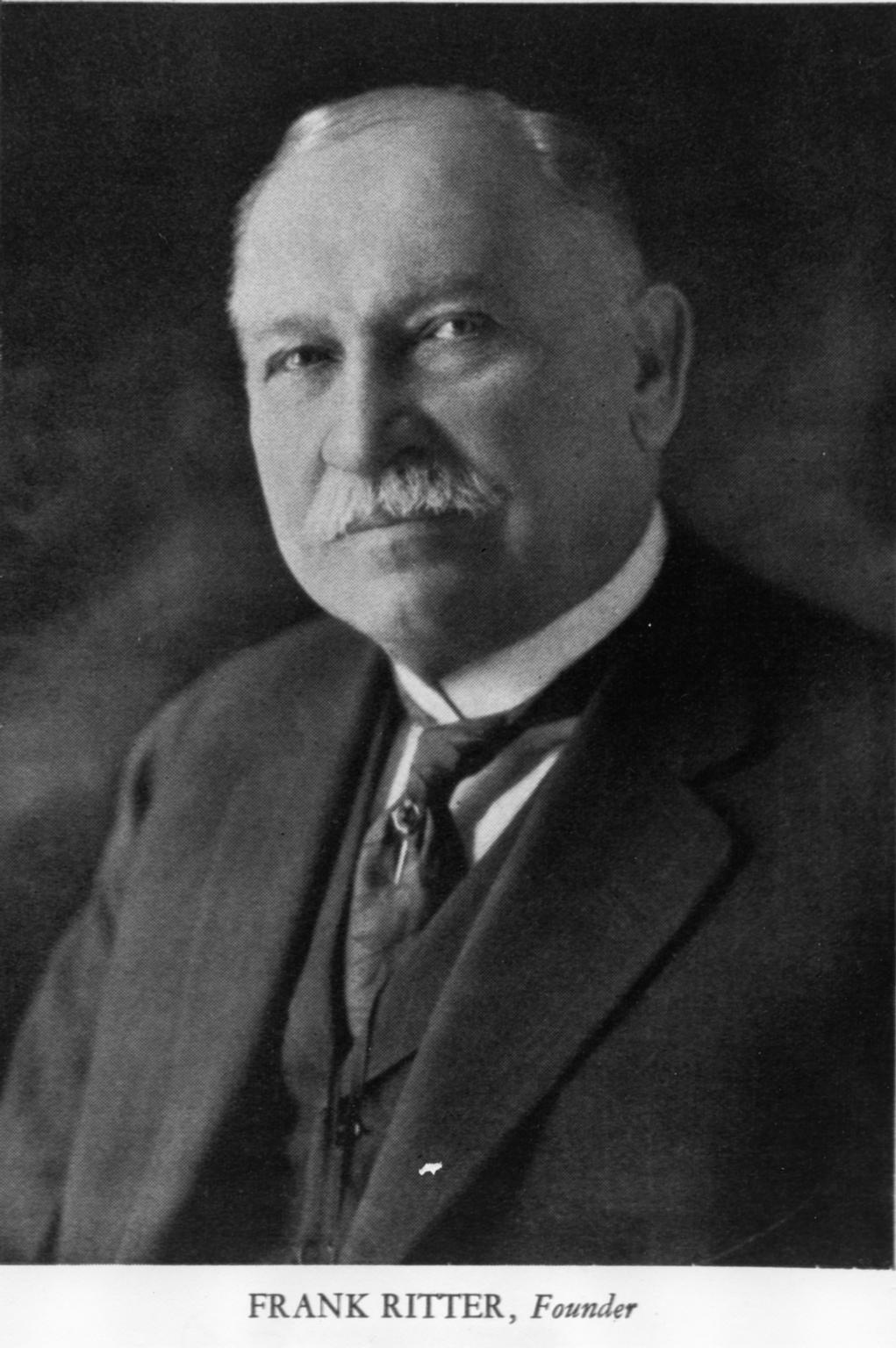 Frank Ritter
