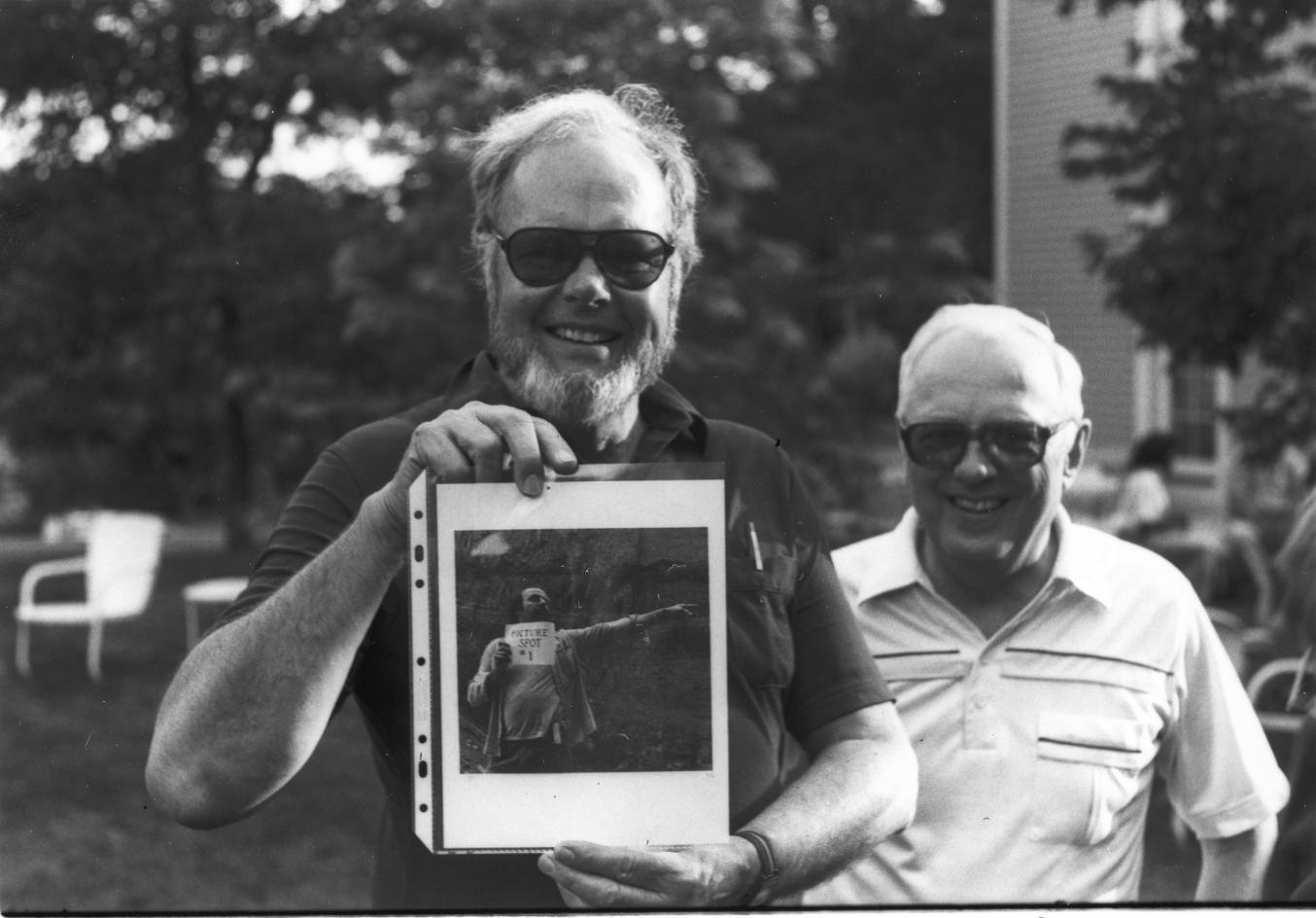 Charles Arnold and David Engdahl