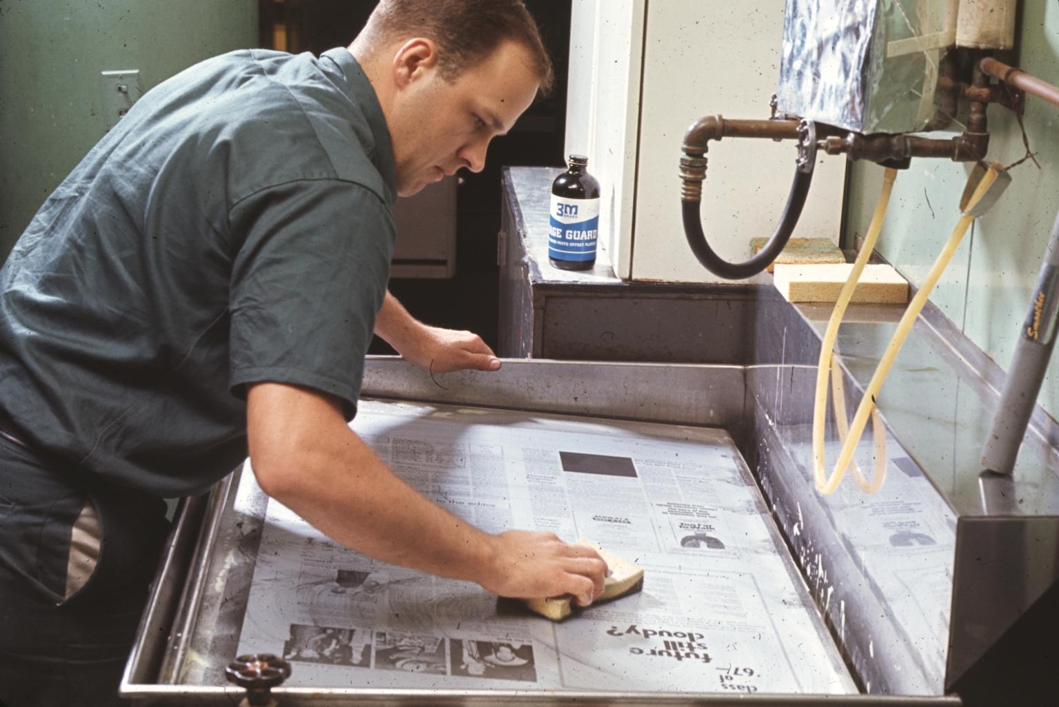 Washing Prints