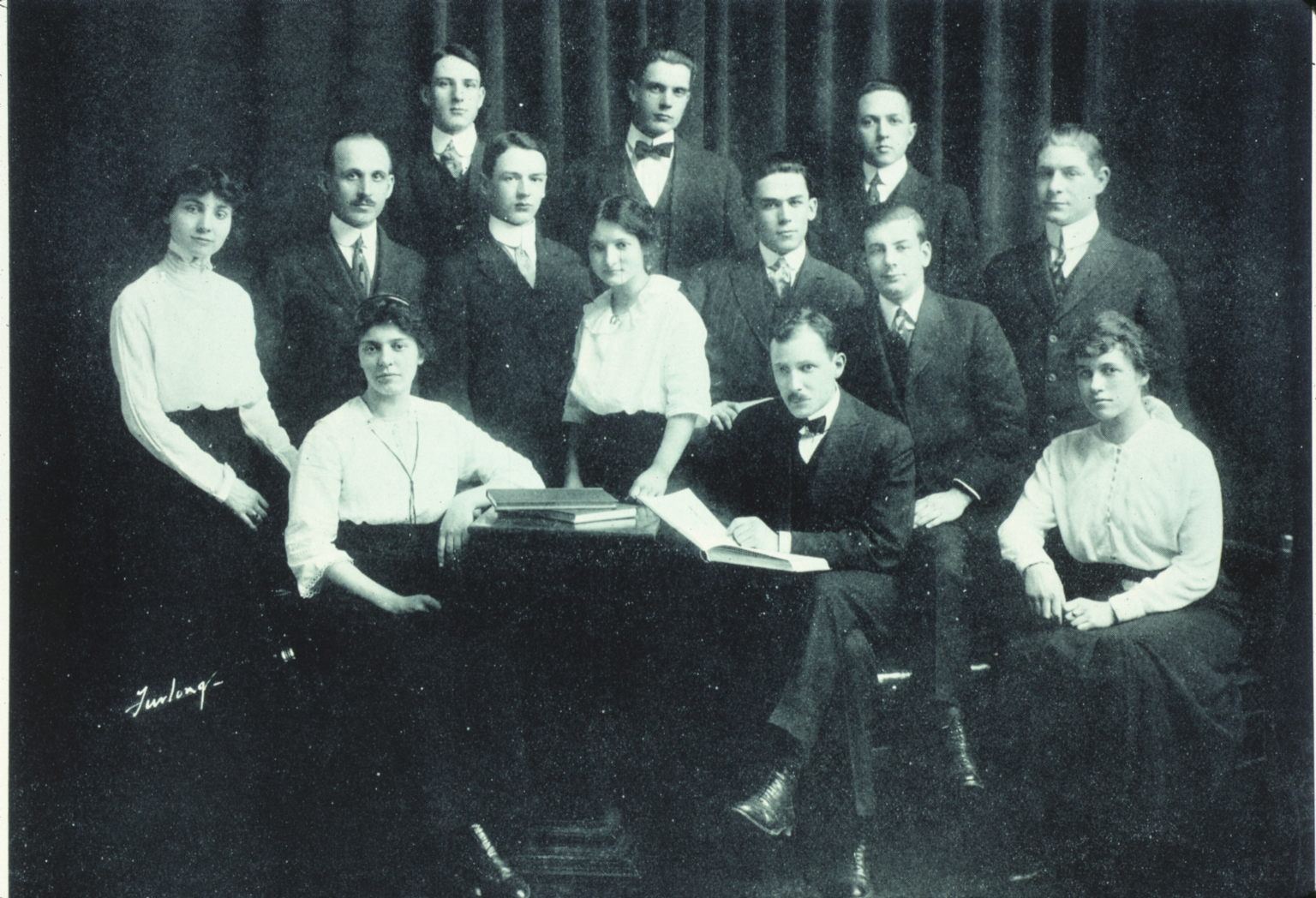 Student Council 1915