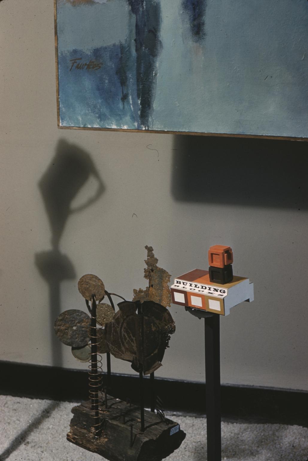 Unidentified Student Artwork