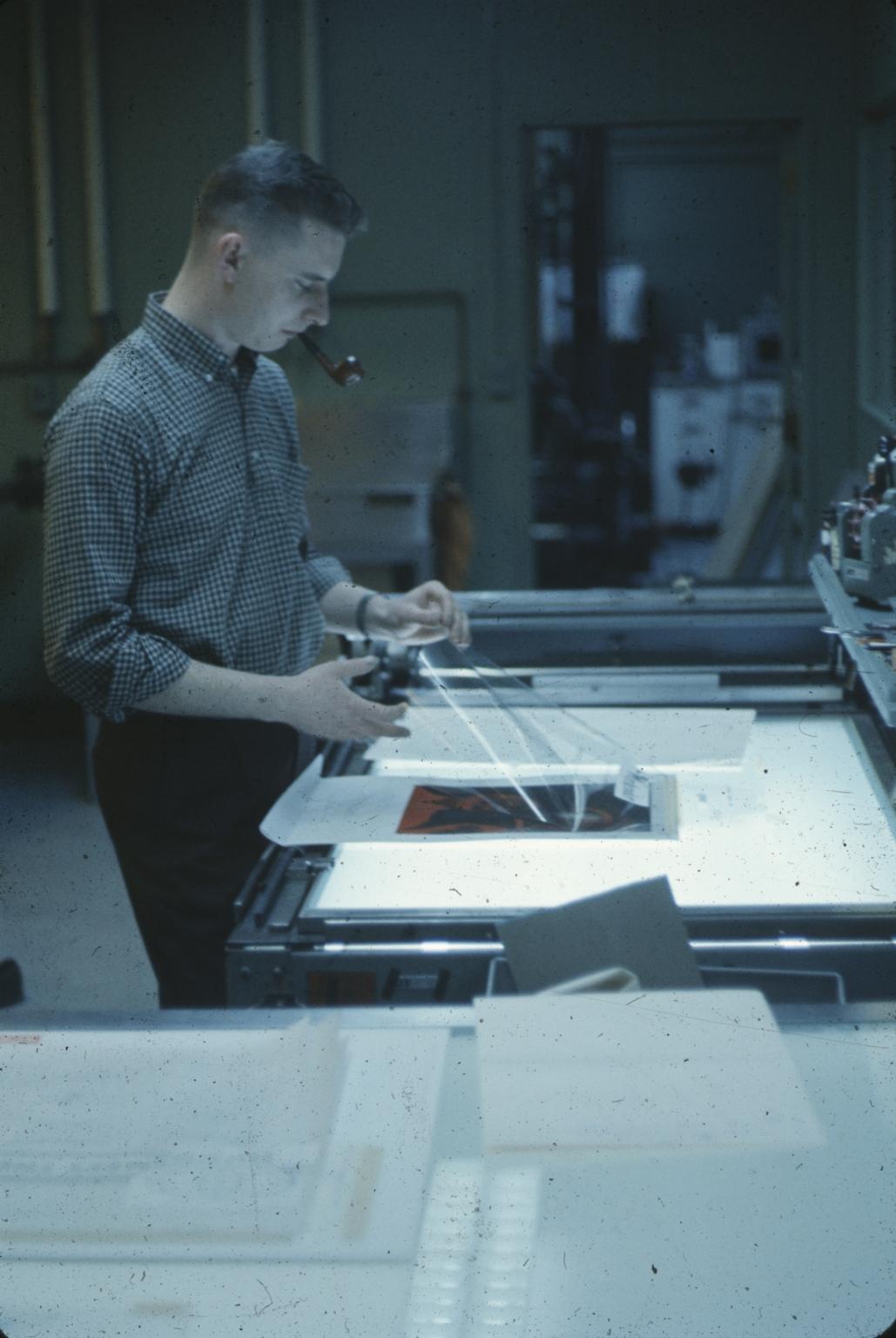 Printing Student
