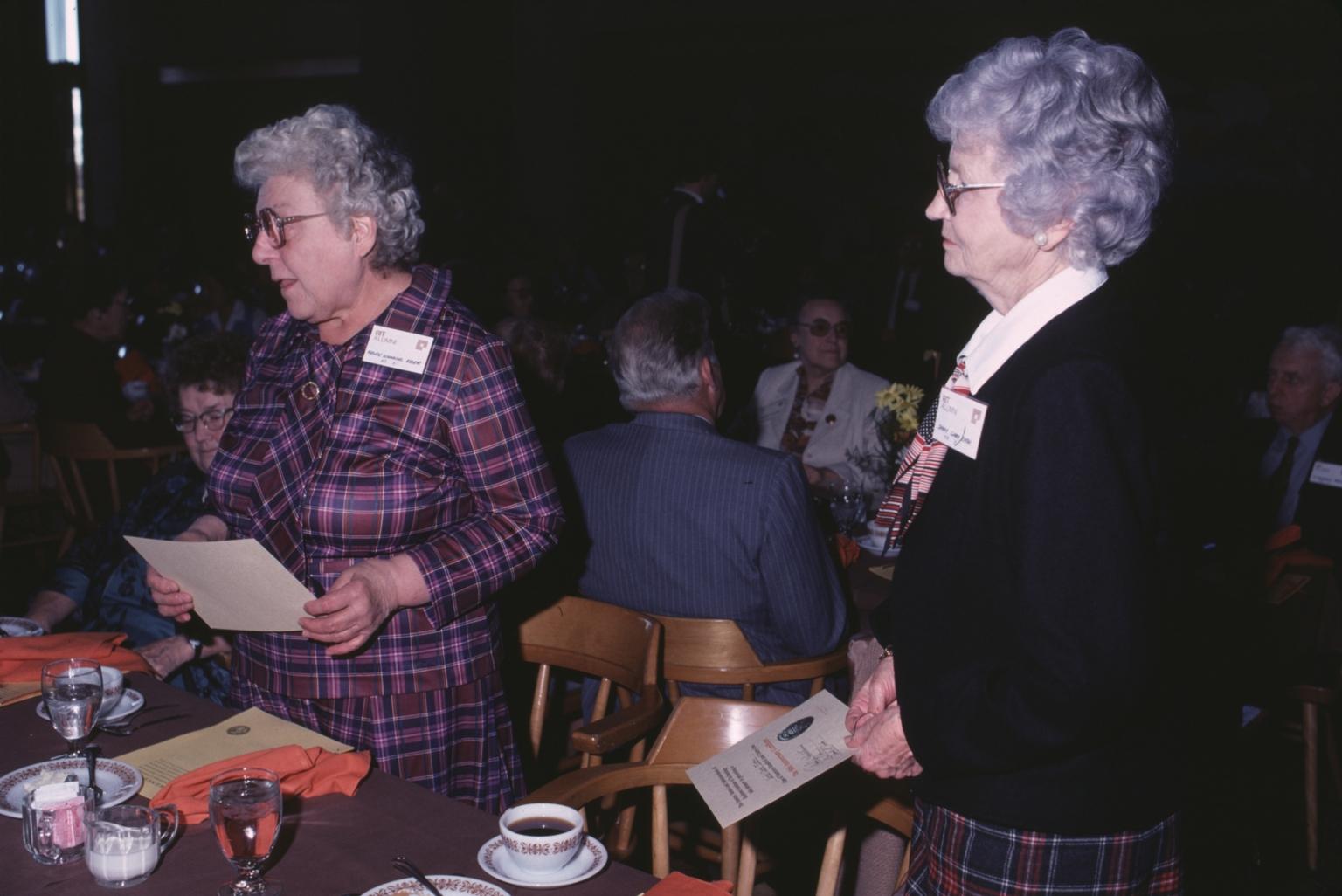 Alumni Speak at 50th Anniversary Alumni Dedication Event
