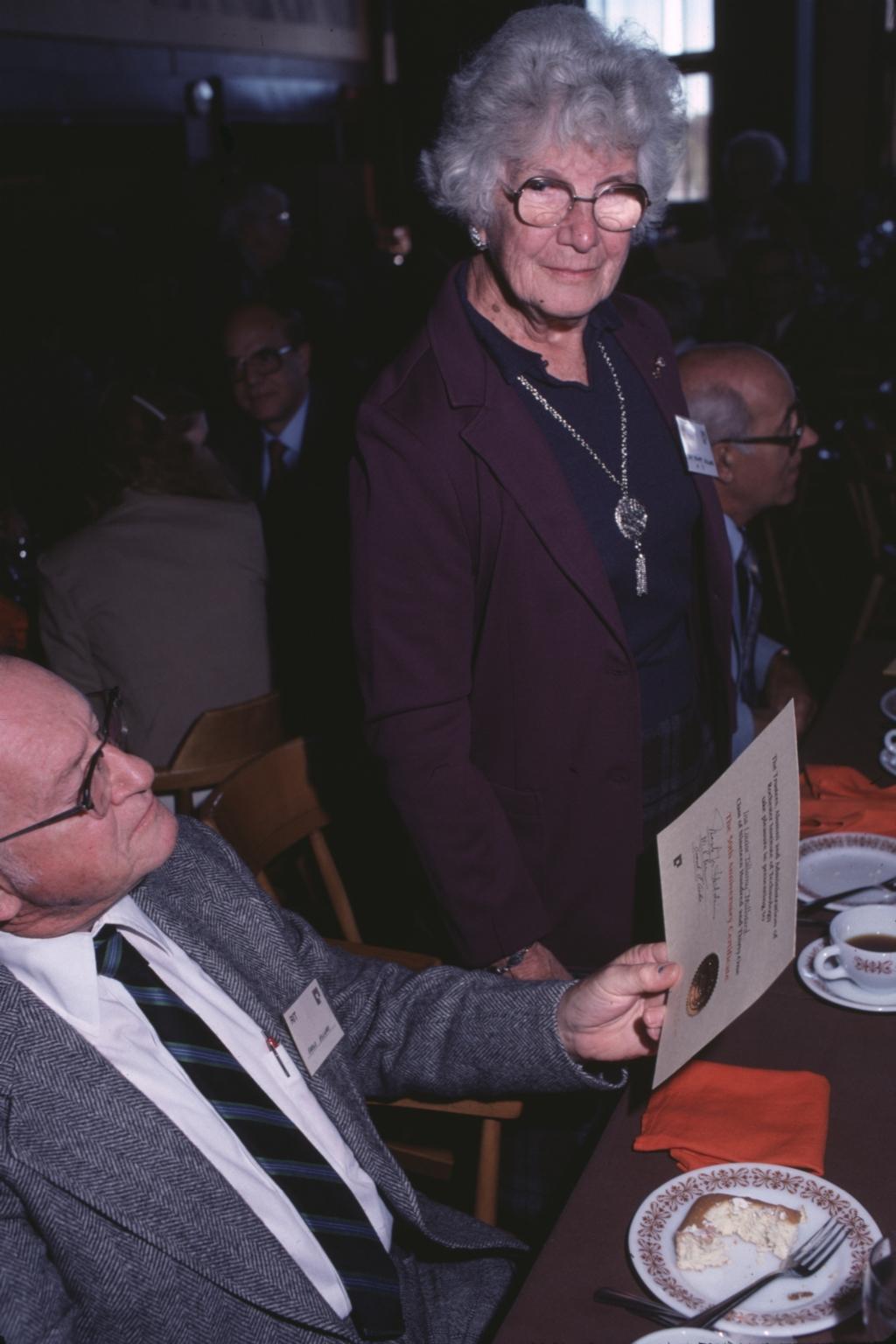 50th Anniversary Alumni Dedication Event