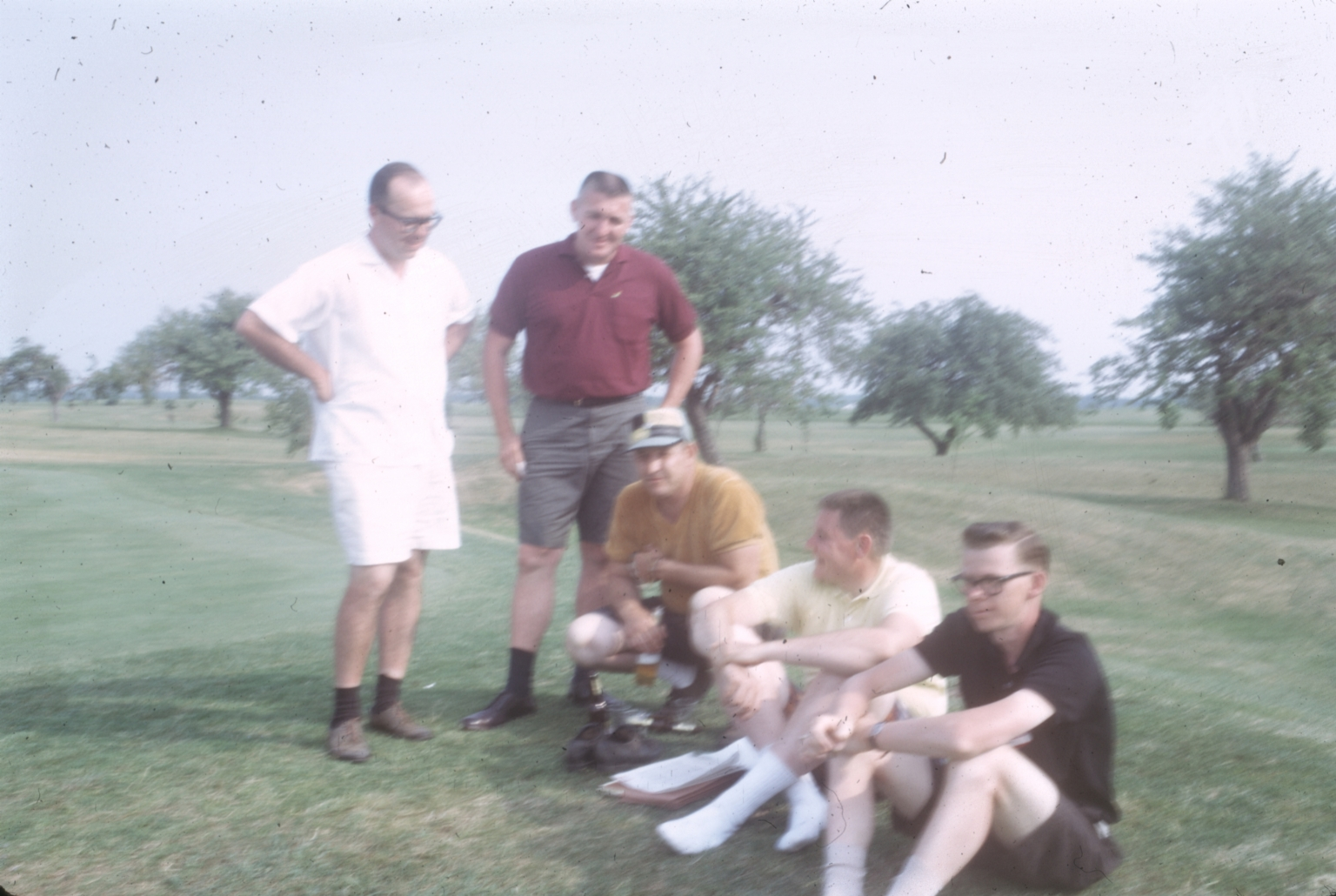 Alumni Golf Tournamnet