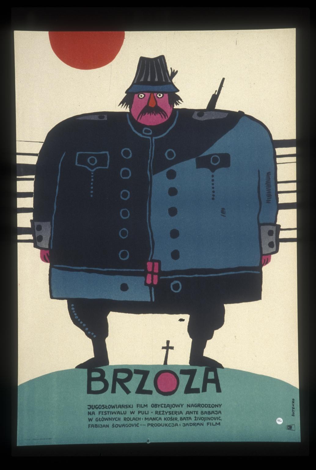 Brozoza: jugoslowianski film obyczajowy nagrodzony na festiwalu w Puli