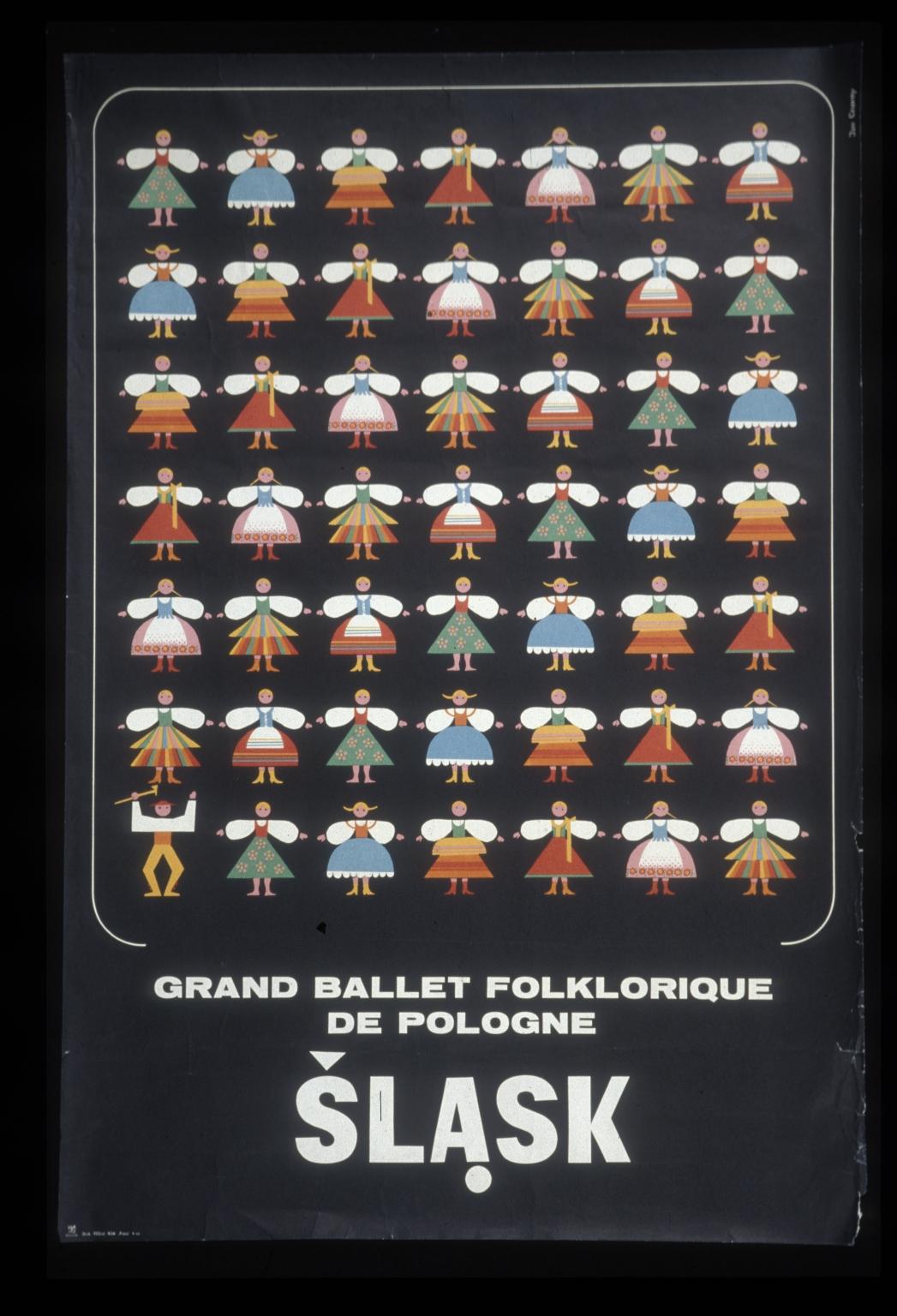 Slask, grand ballet folklorique de Pologne