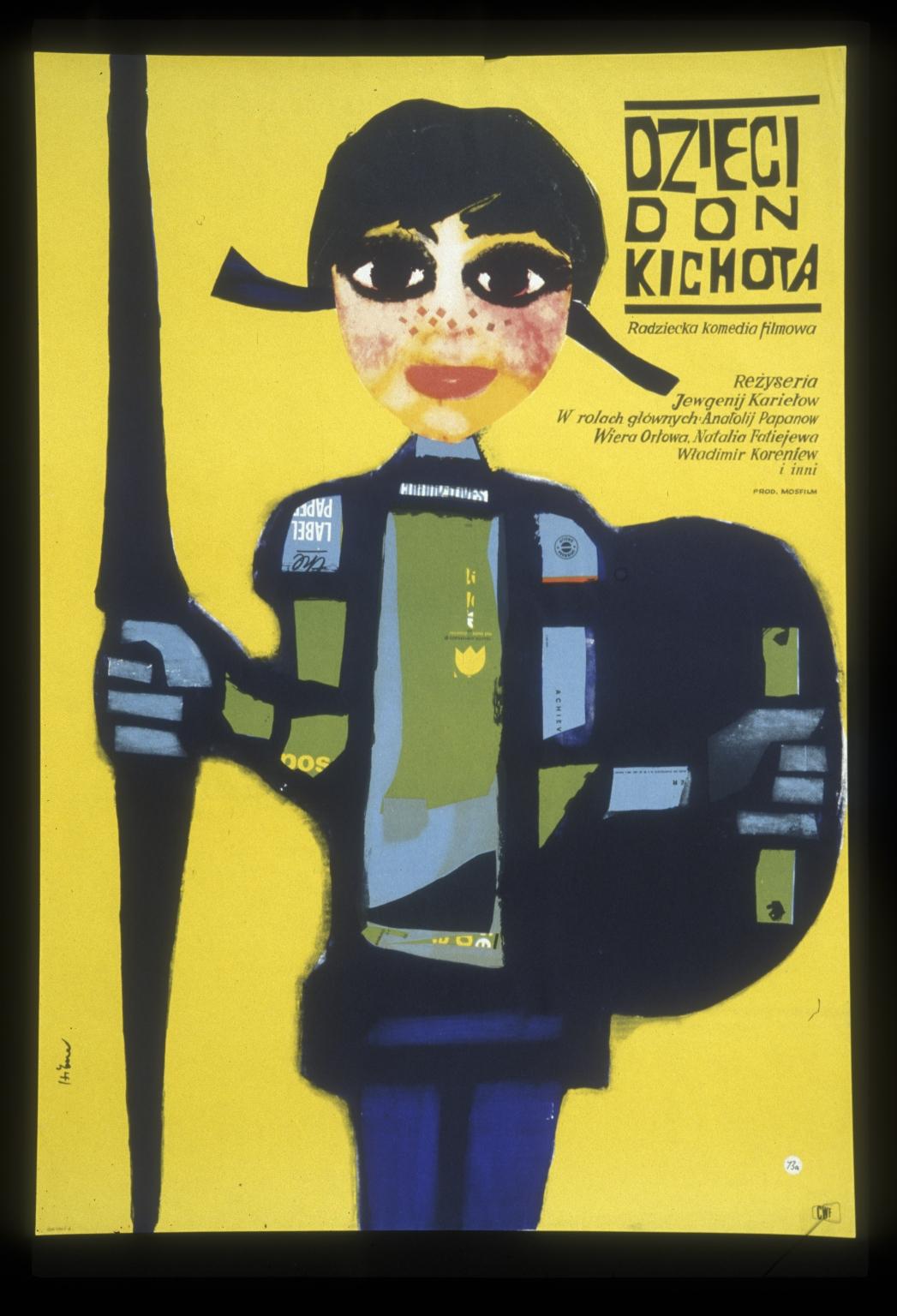 Dzieci don Kichota