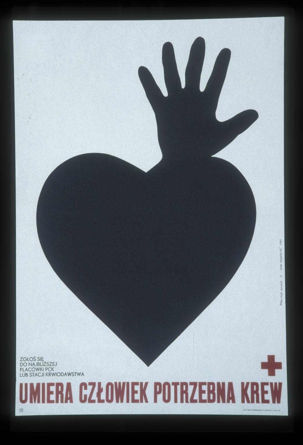 Umiera czlowiek potrzebna krew: zglos sie do najblizszej placowki PCK lub stacji krwiodawstwa