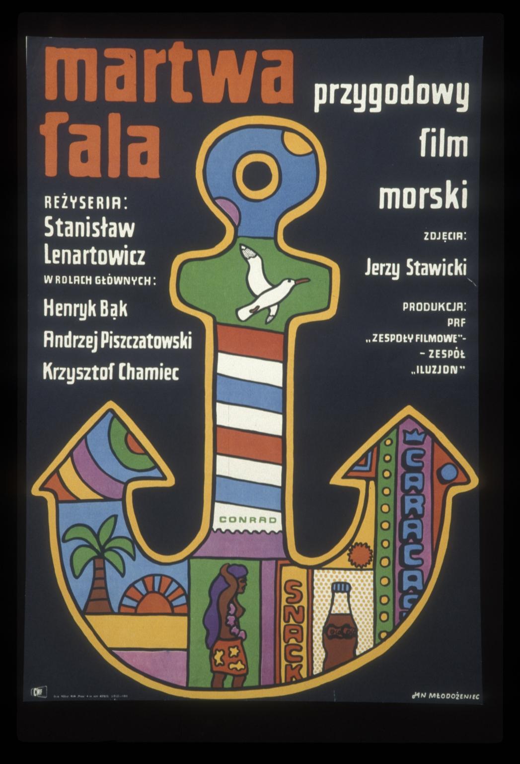 Martwa fala: przygodowy film morski