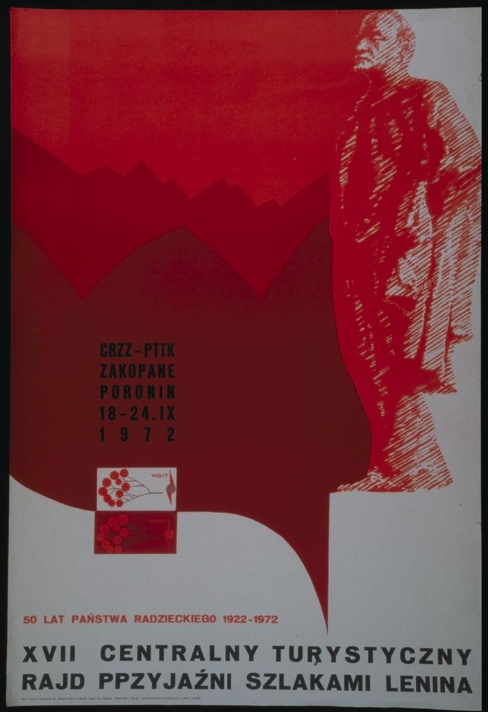 CRZZ-PTTK, Zakopane poronin 18-24. ix 1972 dh : 50 lat państwa Radzieckiego 1922-1972