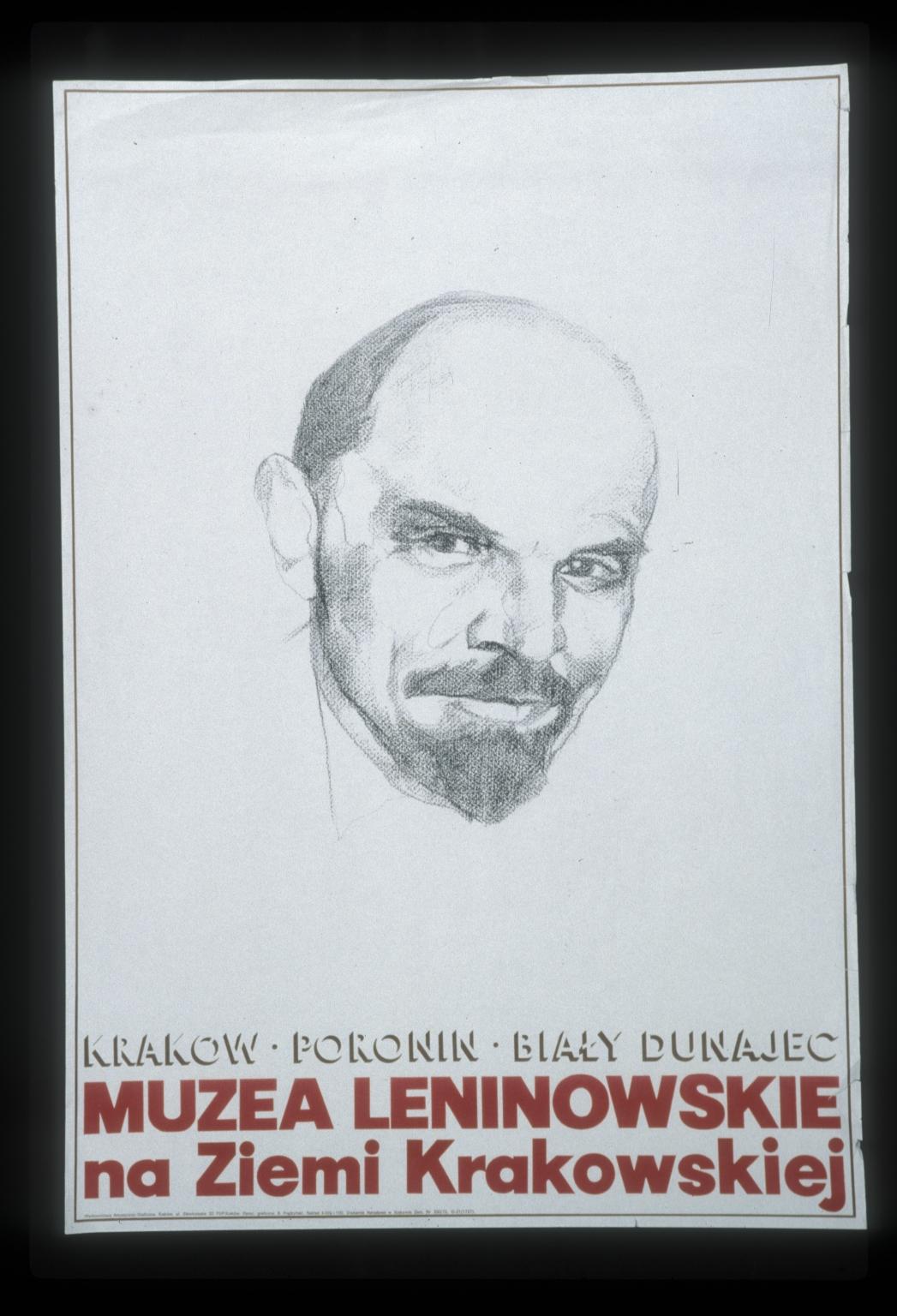 Muzea Leninowskie na Ziemi Krakowskiej--Krakow, Poronin, Bialy, Dunajec