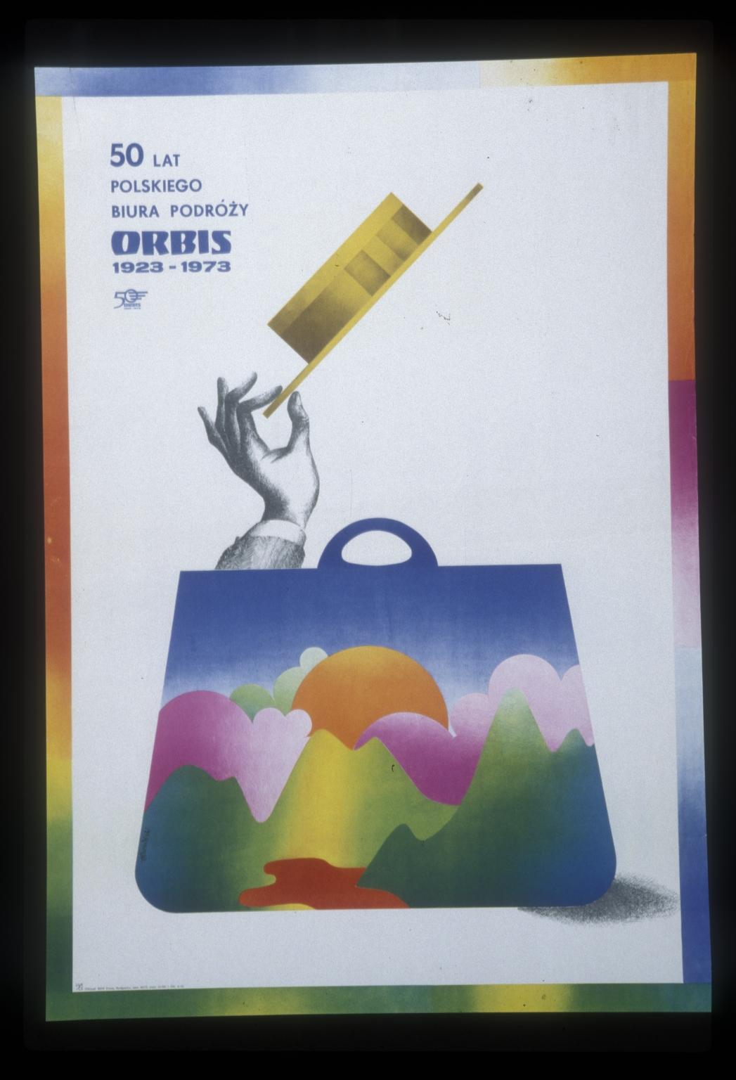 Orbis, 1923-1973: 50 lat polskiego biura podrozy