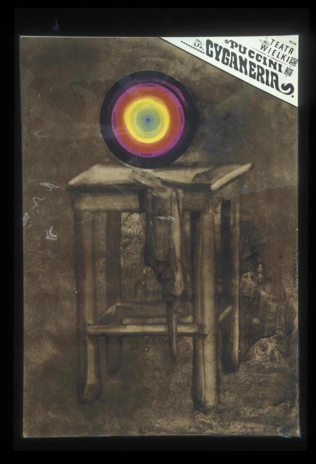 Cyganeria, Puccini: Teatr Wielki