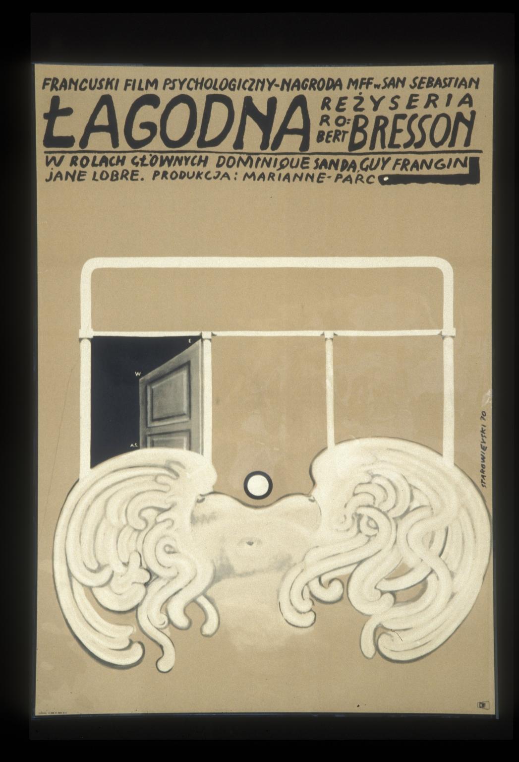 Lagodna: francuski film psyhologiczny nagroda MFF w San Sebastian
