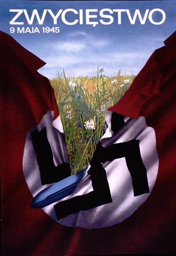Zwyci̧estwo, 9 maja 1945