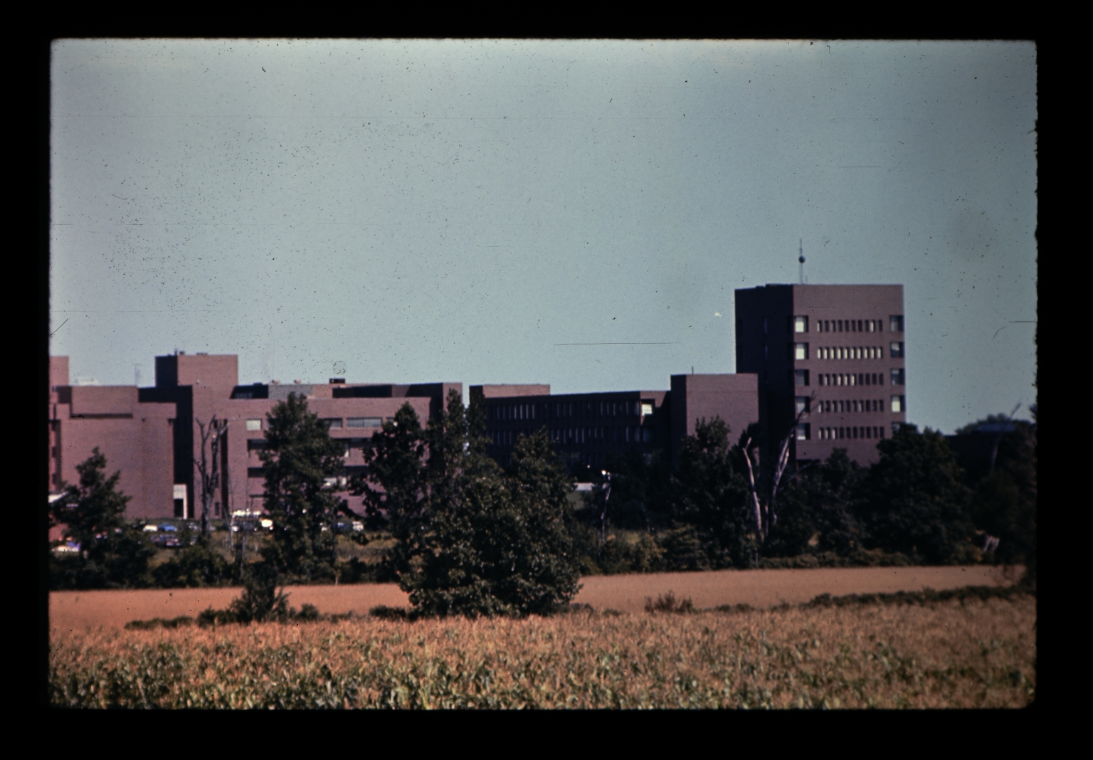 Academic buildings on RIT's Henrietta campus