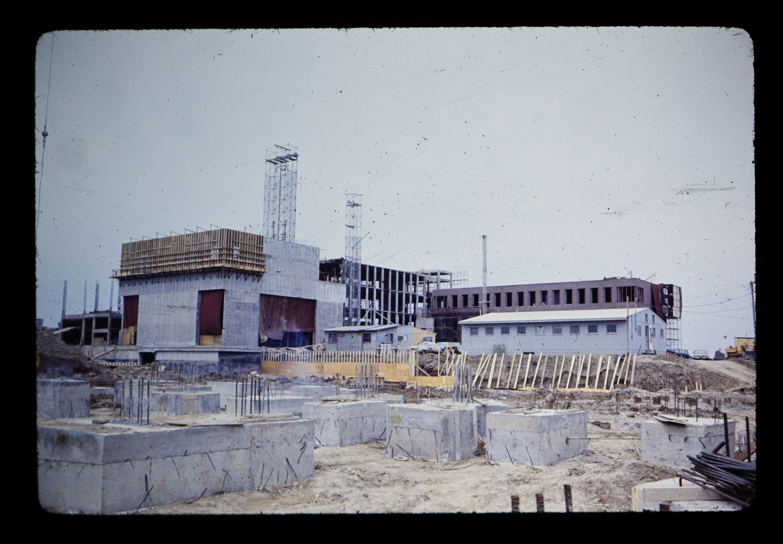 RIT new campus construction site