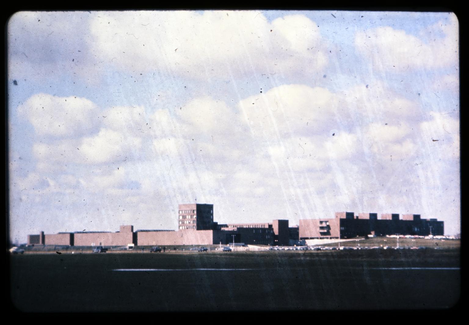 Henrietta campus from a distance