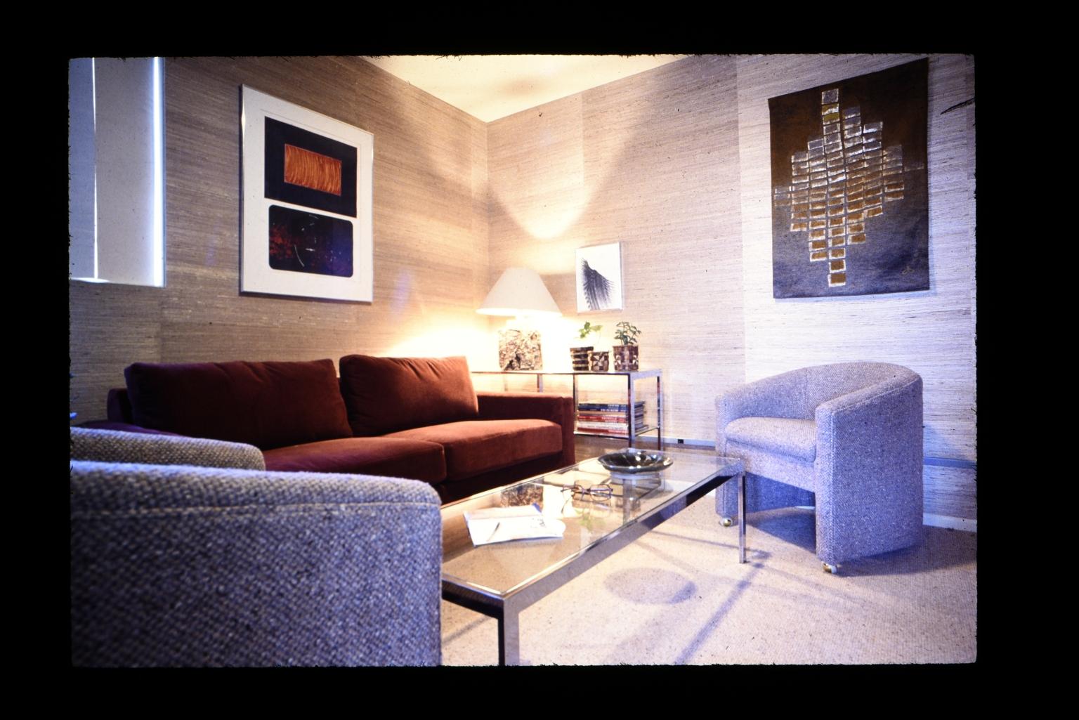 Energy House interior
