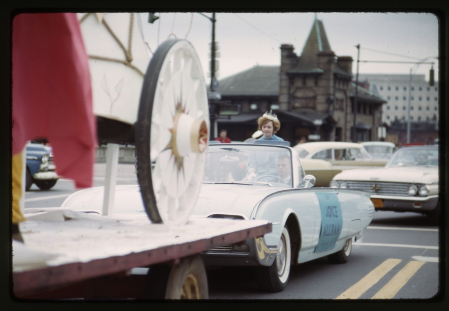 Spring Weekend parade 1963
