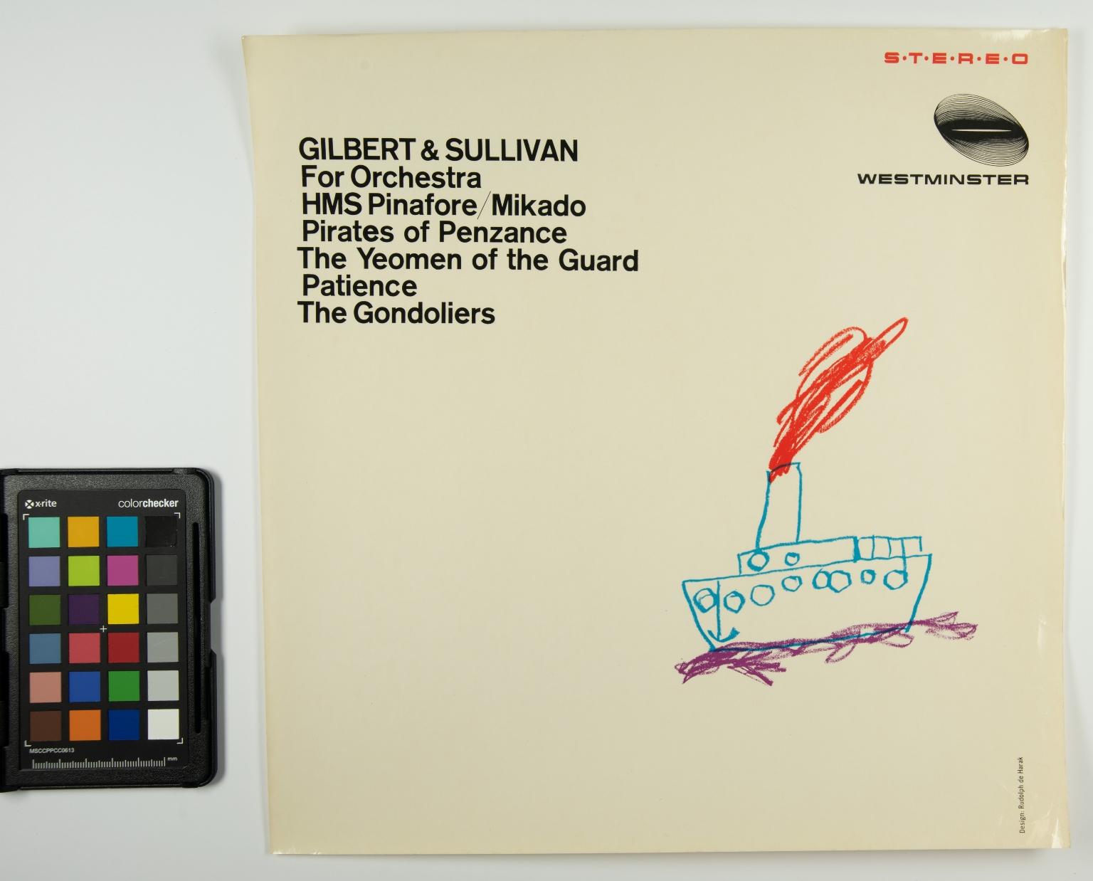 Gilbert & Sullivan for Orchestra