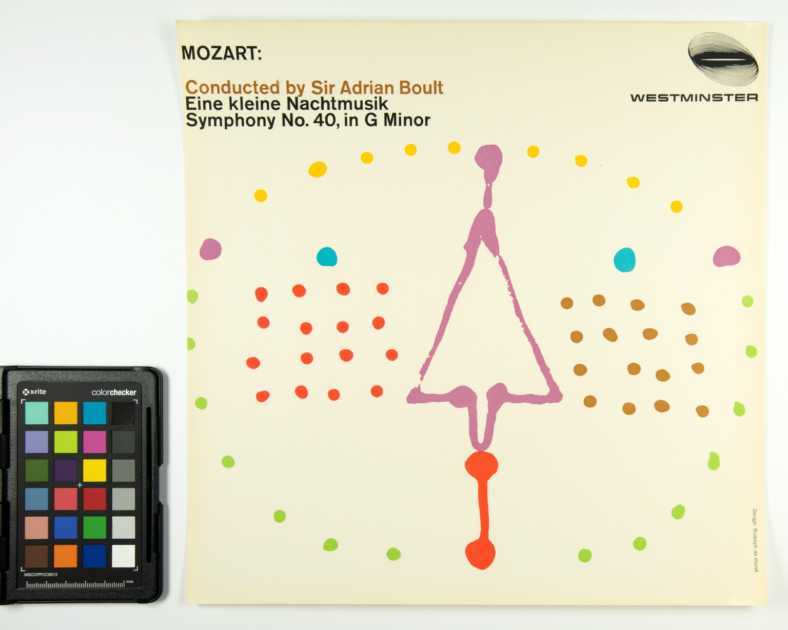 Mozart: Conducted by Sir Adrian Boult