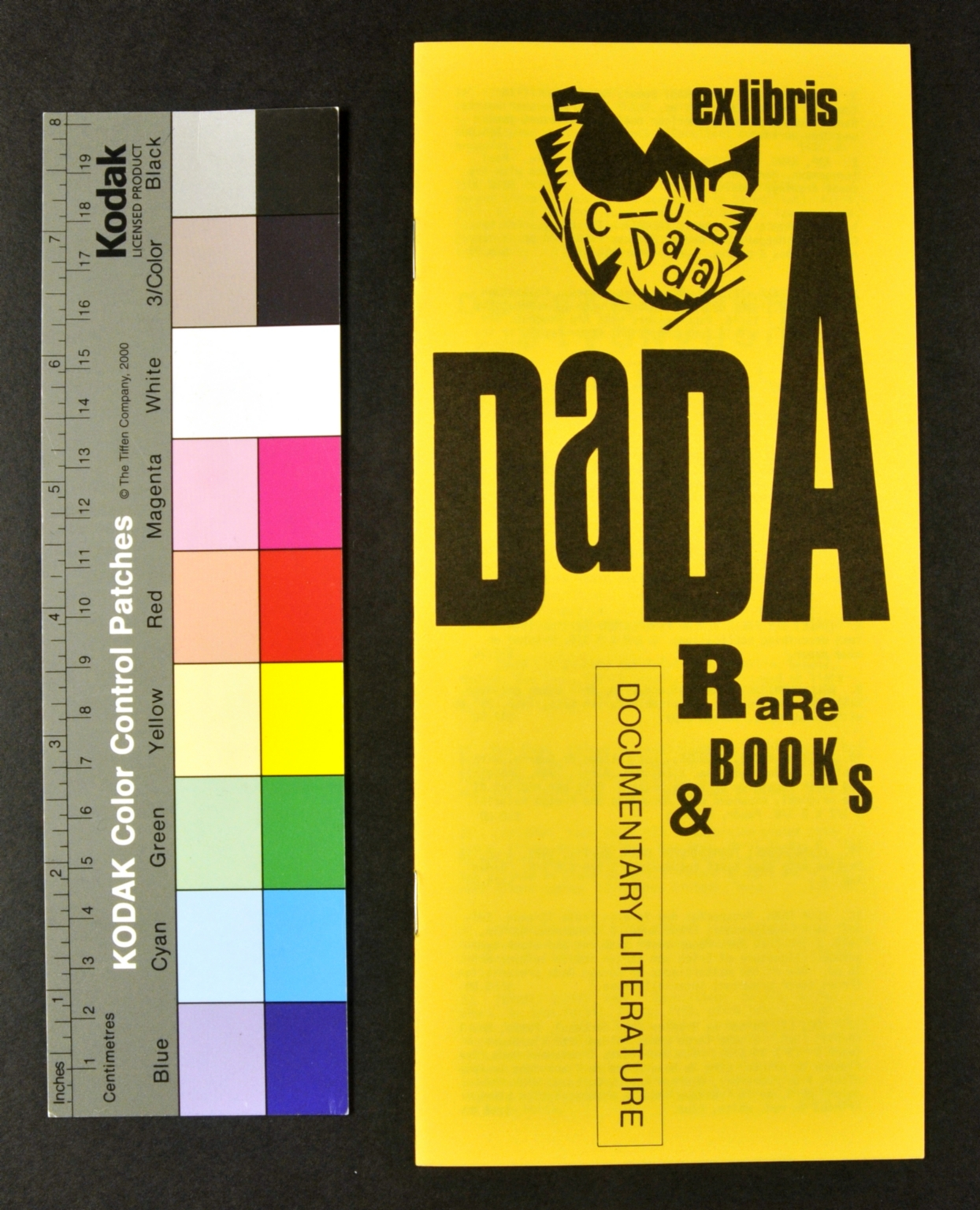 Dada Rare Books & Documentary Literature